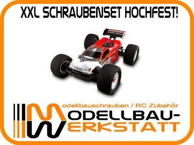 XXL Schraubenset hochfest! ROBITRONIC Mantis RTR (updated version, EU) / ARTR / Mantis / Mantis TXS