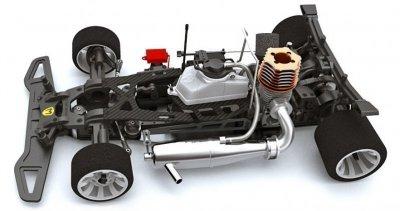 XXL Schraubenset hochfest! MOTONICA P8C Classic 2WD