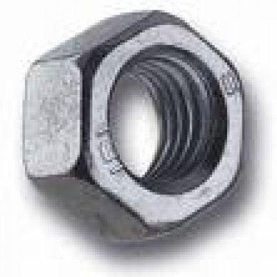 10 Stück Muttern Sechskant M2,5 DIN 934 Edelstahl A2 (Niro)