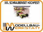 XXL Schraubenset hochfest! HongNor Ofna Jammin Ultra LX One / Ultra LX-1