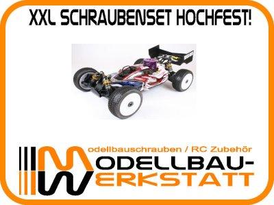 XXL Schraubenset hochfest! Team Durango DNX408