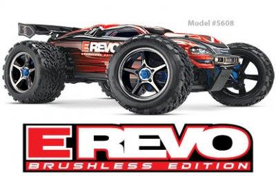 XXL Schraubenset Stahl hochfest TRAXXAS E-Revo 1:10 Brushless Edition