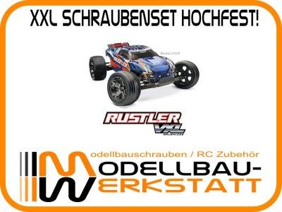 XXL Schraubenset Stahl hochfest! TRAXXAS Rustler VXL #3707