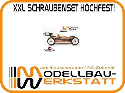 XXL Schraubenset hochfest! HobbyTech Spirit