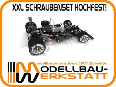 XXL Schraubenset hochfest! MOTONICA P81RS