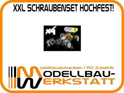 XXL Schraubenset hochfest! Ansmann X4 Buggy