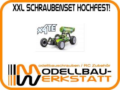 XXL Schraubenset hochfest! Ansmann X4TE Buggy