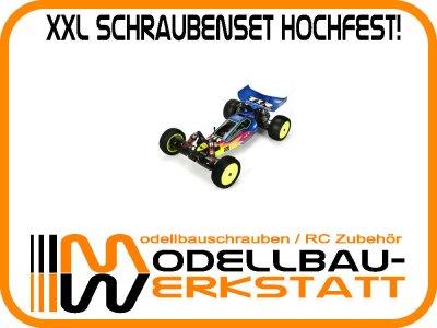 XXL Schrauben Set Stahl hochfest! Team Losi Racing TLR 22 twenty two