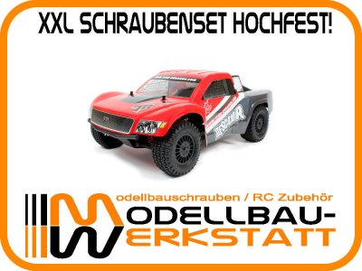 XXL Schraubenset hochfest! Team Durango DESC410R