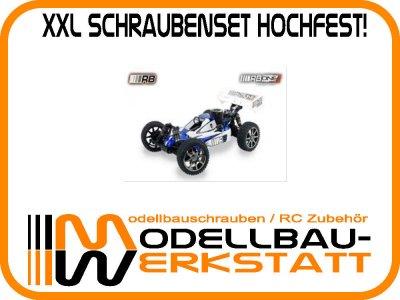 XXL Schrauben-Set Stahl hochfest! RB ONE