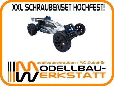 XXL Schraubenset Stahl hochfest! LRP S10 Twister BX TX MT SC