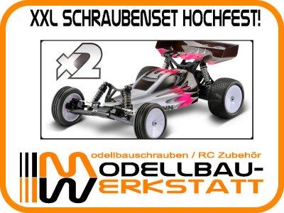 XXL Schraubenset hochfest! Ansmann X2 Pro Kit