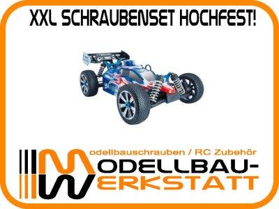 XXL Schraubenset hochfest! LRP S8 Rebel BX