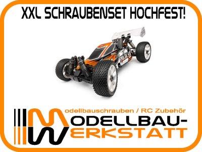 XXL Schrauben-Set hochfest! HPI Pulse 4.6 Buggy