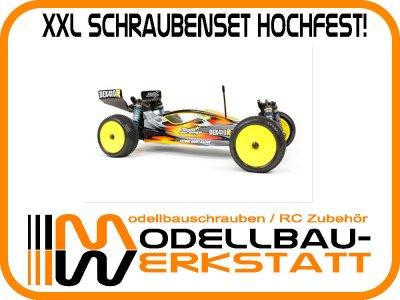 XXL Schraubenset hochfest! Team Durango DEX410Rv3 / DEX410v3