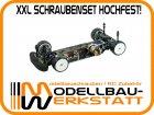 XXL Schrauben-Set für Corally RDX #00166 #00167 Stahl hochfest!