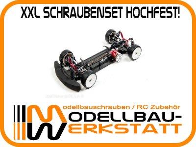 XXL Schrauben-Set hochfest! Corally HMX