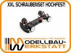 XXL Schrauben-Set für Corally HMX Stahl hochfest!