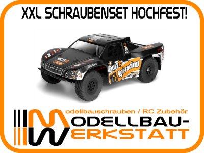 XXL Schrauben-Set Stahl hochfest! HPI Blitz Flux