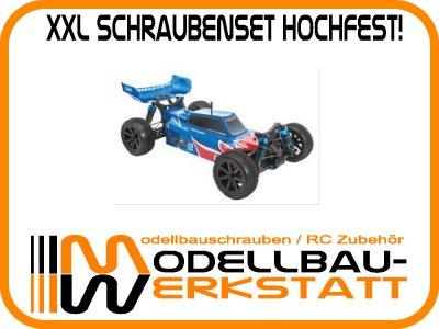 XXL Schraubenset Stahl hochfest! LRP S10 BLAST 2 BX TX MT SC TC