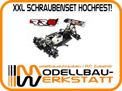 XXL Schrauben-Set Stahl hochfest! Radiosistemi RR8
