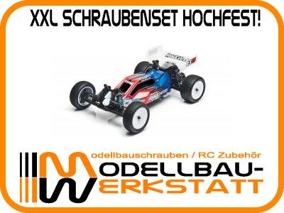 XXL Schraubenset Stahl hochfest! Team Associated RC10 B5