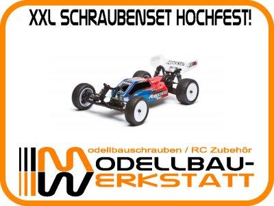 XXL Schraubenset Stahl hochfest! Team Associated RC10 B5M