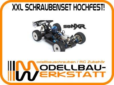 XXL Schraubenset hochfest! LRP S8 NXR