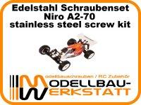 XXL Schrauben-Set Edelstahl A2-70 SERPENT Spyder SRX2 MM