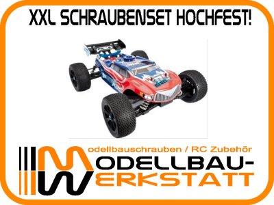 XXL Schraubenset hochfest! LRP S8 Rebel TX