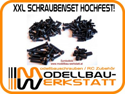 XXL Schraubenset hochfest! Team Associated TC6.2