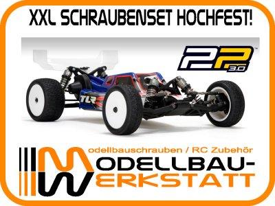 XXL Schrauben Set Stahl hochfest! Team Losi Racing TLR 22 3.0 twenty two 3.0