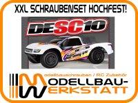 XXL Schraubenset Stahl hochfest! Team Durango DESC10