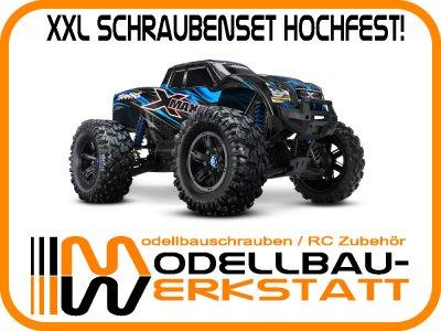 XXL Schraubenset Stahl hochfest! TRAXXAS X-MAXX