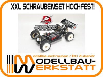 XXL Schrauben Set Stahl hochfest! SWORKz S35-2E