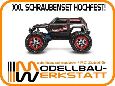 XXL Schraubenset Stahl hochfest! TRAXXAS Summit 1:10 Monster Truck