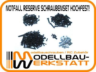 Notfall Reserve Schraubenset Stahl hochfest! für ARRMA ADX10 RAIDER XL FURY MOJAVE RAIDER VORTEKS GRANITE / BLS MEGA BLX Antrieb