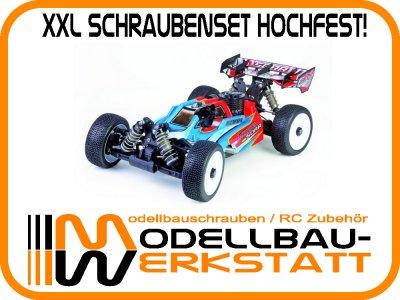 XXL Schrauben-Set Stahl hochfest! SOAR 998 TD1