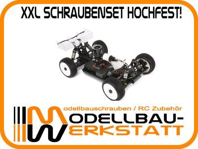 XXL Schrauben-Set Stahl hochfest! Hot Bodies Racing HB D817 V2 / D817
