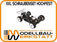 XXL Schrauben-Set für HB Racing D817 V2 / D817 Stahl hochfest!