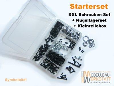 Starterset SWORKz ZEUS Schrauben+Kugellager+Box