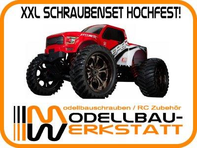 XXL Schrauben-Set Stahl hochfest! CEN Reeper 1/7 Monster Truck
