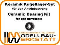 Keramik Kugellager-Set für Shepherd Velox V10 WC / Pro 2016  2015 2014 2013