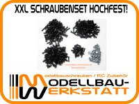 XXL Schraubenset Stahl hochfest! für ARRMA Big Rock Crew Cab 4x4 BLX / Senton 4x4 BLX SCT / Granite 4x4 BLX Monster Truck - 3S 1:10 4WD Electric