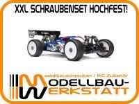 XXL Schrauben-Set Stahl hochfest! für Team Losi Racing TLR 8IGHT-XE