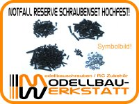 Notfall Reserve Schrauben-Set Stahl hochfest! für ARRMA OUTCAST 2019 / NOTORIOUS 2019 Monster Truck