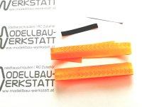 Griffband orange für Sender Fernsteuerung 2 Stück