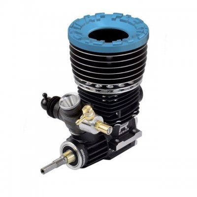 Kühlkopfschützer blau - FlexyCap® Blue