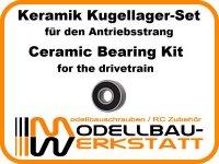 Keramik Kugellager-Set Team Associated RC10 B74