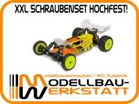 XXL Schrauben-Set für Team Losi Racing TLR 22 5.0 DC SR Stahl hochfest!